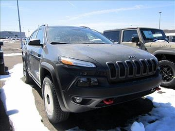 2017 Jeep Cherokee for sale in Langhorne, PA