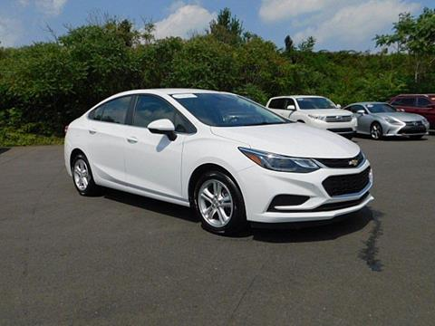 2017 Chevrolet Cruze for sale in Langhorne, PA