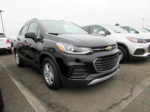 2017 Chevrolet Trax for sale in Langhorne, PA