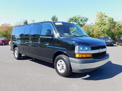 2017 Chevrolet Express Passenger for sale in Langhorne, PA