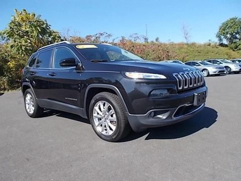 2014 Jeep Cherokee for sale in Langhorne, PA
