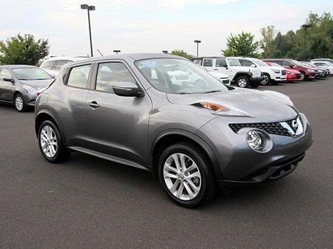 2016 Nissan JUKE for sale in Langhorne, PA