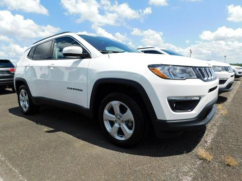 2018 Jeep Compass for sale in Langhorne, PA