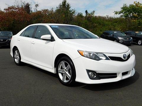 2013 Toyota Camry for sale in Langhorne, PA