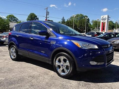 2014 Ford Escape for sale in Langhorne, PA