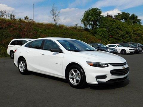 2017 Chevrolet Malibu for sale in Langhorne, PA