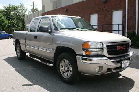2005 GMC Sierra 1500 for sale in Paterson, NJ