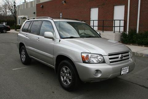 2006 Toyota Highlander for sale in Paterson, NJ