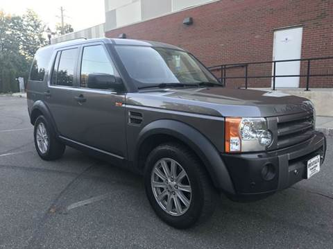 2007 Land Rover LR3 for sale in Paterson, NJ