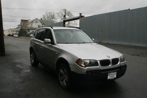 2005 BMW X3 for sale in Paterson, NJ