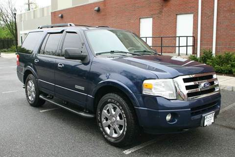 2008 Ford Expedition for sale in Paterson, NJ