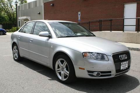 2007 Audi A4 for sale in Paterson, NJ