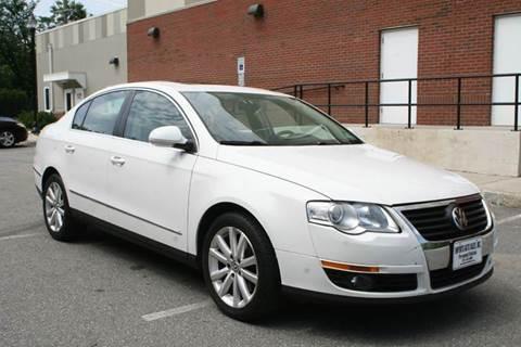 2010 Volkswagen Passat for sale in Paterson, NJ