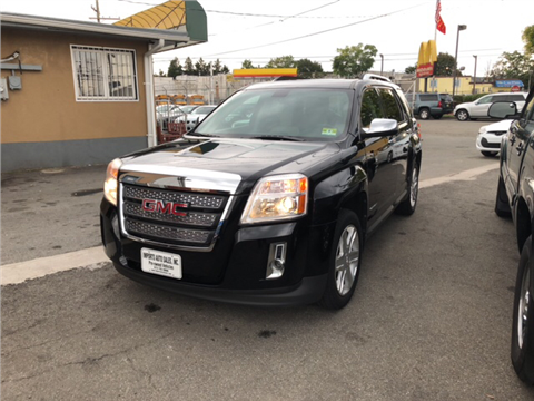 2010 GMC Terrain for sale in Paterson, NJ