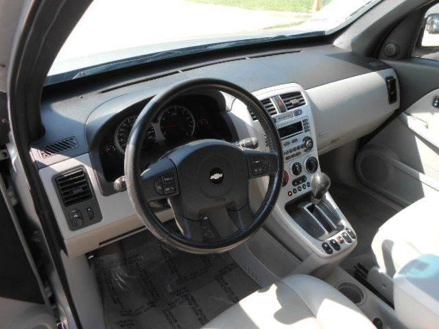 2005 Chevrolet Equinox