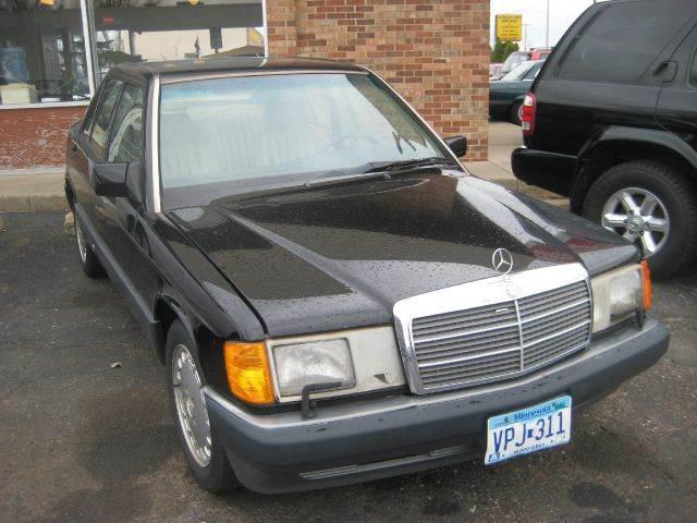 1993 Mercedes-Benz 190-Class