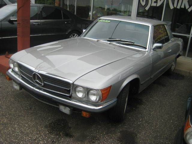 1975 Mercedes-Benz 280 SL C