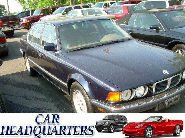 1994 bmw 7 series 740il 4dr sedan in new windsor ny car. Black Bedroom Furniture Sets. Home Design Ideas