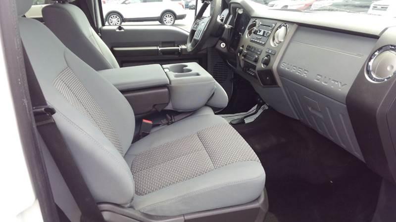 2012 Ford F-250 Super Duty 4x4 XLT 4dr Crew Cab 8 ft. LB Pickup - New Windsor NY