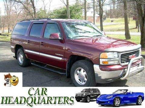 2000 GMC Yukon XL for sale in New Windsor, NY