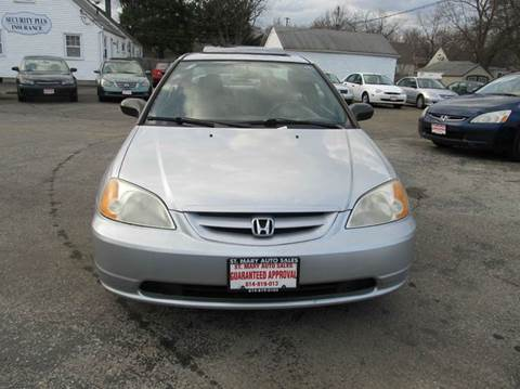 2003 Honda Civic for sale in Hilliard, OH