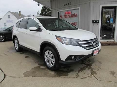 2013 Honda CR-V for sale in Hilliard, OH