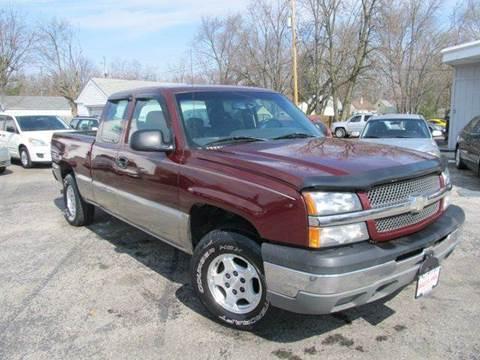 2003 Chevrolet Silverado 1500 for sale in Hilliard, OH