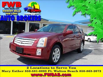 2007 Cadillac SRX for sale in Mary Esther, FL