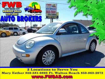 2000 Volkswagen New Beetle for sale in Mary Esther, FL