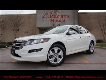 2011 Honda Accord Crosstour for sale in Dallas, TX