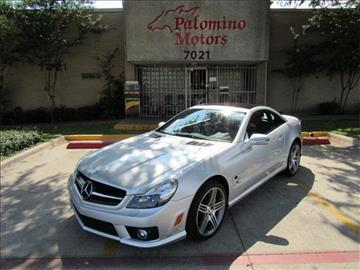 2011 Mercedes-Benz SL-Class for sale in Dallas, TX