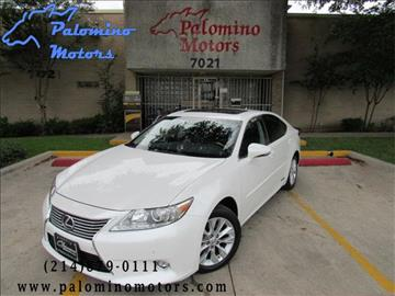 2014 Lexus ES 300h for sale in Dallas, TX
