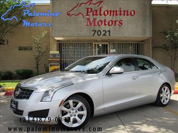 2014 Cadillac ATS for sale in Dallas, TX