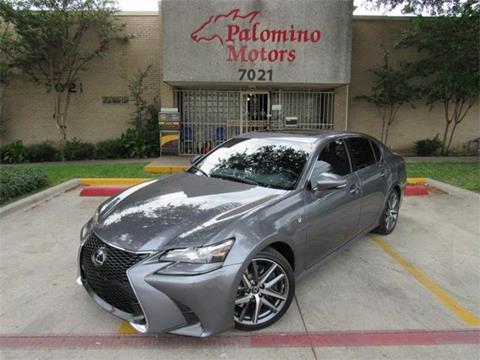 2016 Lexus GS 350 for sale in Dallas, TX