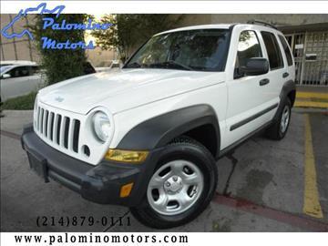 2007 Jeep Liberty for sale in Dallas, TX