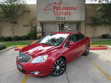 2017 Buick Verano for sale in Dallas, TX
