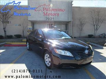 2008 Toyota Camry for sale in Dallas, TX