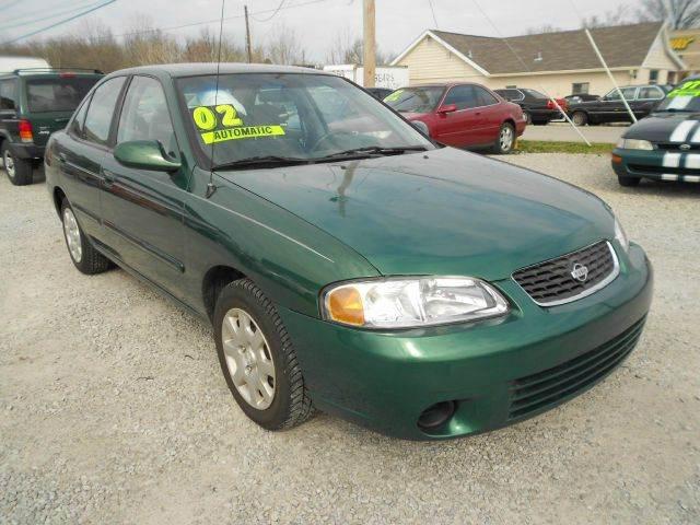 2002 Nissan Sentra For Sale