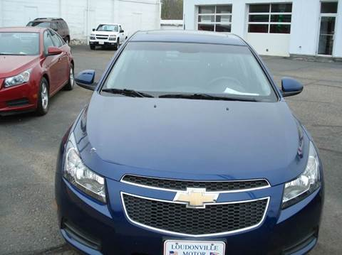 2012 Chevrolet Cruze Limited for sale in Loudonville, OH