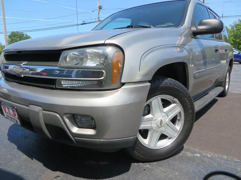 2003 Chevrolet TrailBlazer EXT LT 4dr SUV - Racine WI