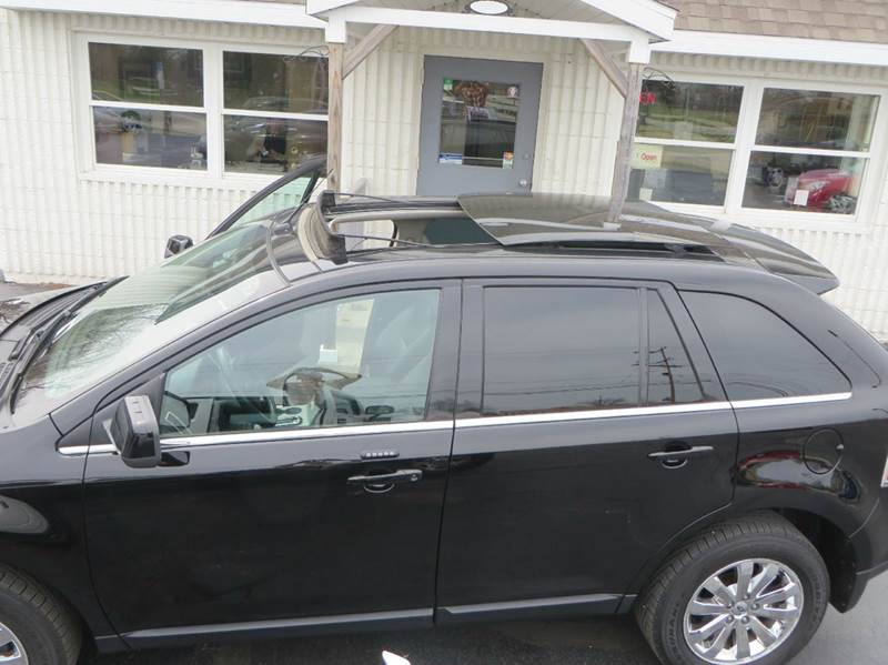 2008 Ford Edge Limited AWD 4dr SUV - Racine WI