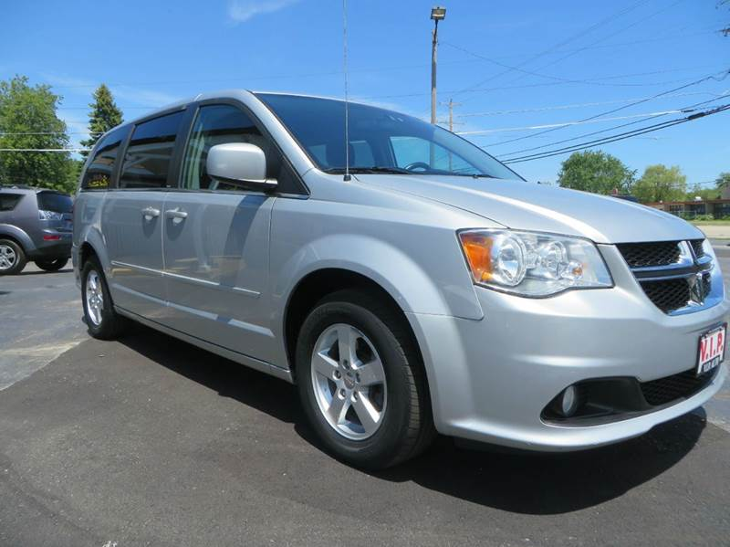 2012 Dodge Grand Caravan Crew 4dr Mini-Van - Racine WI