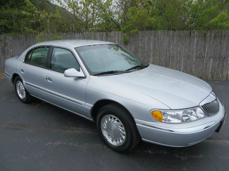 1998 Lincoln Continental 4dr Sedan - Racine WI