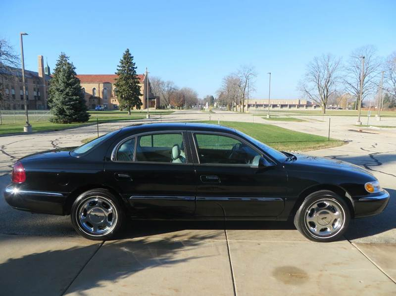 2001 lincoln continental 4dr sedan in racine wi vip auto sales. Black Bedroom Furniture Sets. Home Design Ideas
