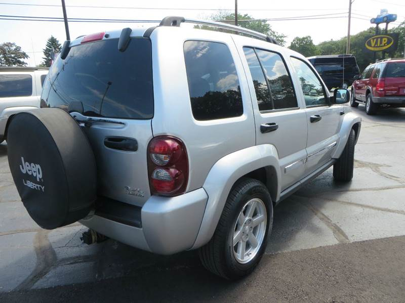 2007 Jeep Liberty Limited 4dr SUV 4WD - Racine WI