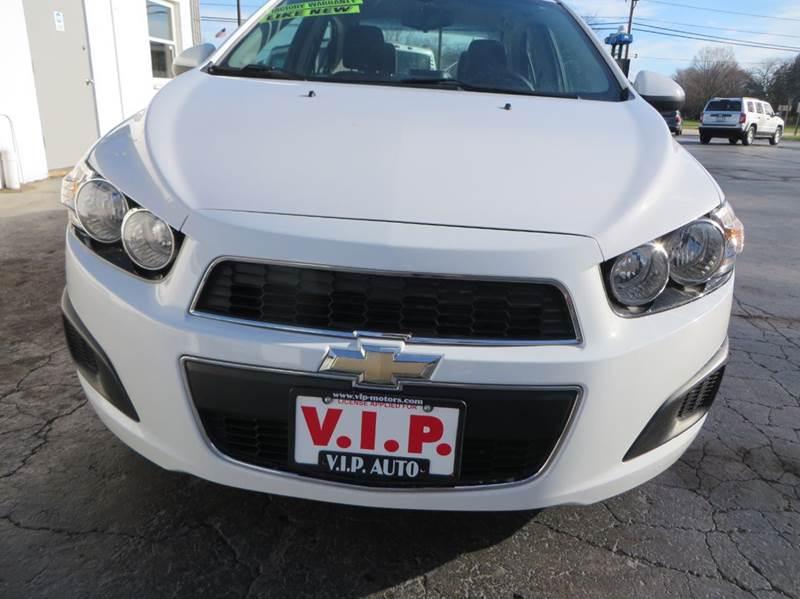 2014 Chevrolet Sonic LT Auto 4dr Sedan - Racine WI