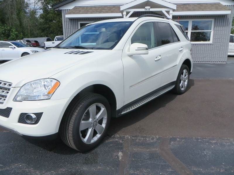 2011 Mercedes-Benz M-Class AWD ML 350 4MATIC 4dr SUV - Racine WI