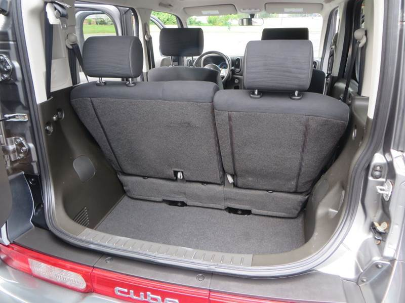 2010 Nissan cube 1.8 SL 4dr Wagon - Racine WI