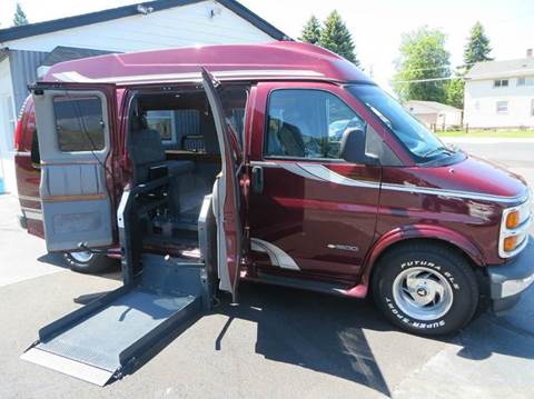 1998 Chevrolet Express Passenger for sale in Racine, WI