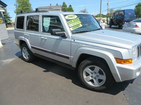 2007 Jeep Commander for sale in Racine, WI
